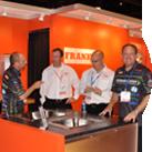 Kliman Sales and Franke ASPE Show