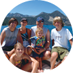 Family fun at Lake Tahoe