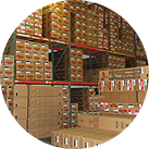 Kliman Sales has 50,000 sq ft hi-cube, seismic-racked warehouse space